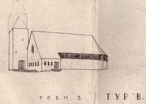 1947 Typ B Form 3