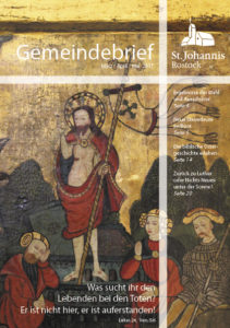 Ausgabe März-Mai 2017 Titelseite für Website