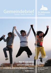 Ausgabe September-November 2015 Titelbild für Website